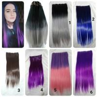 Jual SALE hair clip ombre Murah