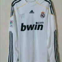 jersey real madrid home 2009/2010