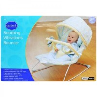 SOOTHING VIBRATIONS BOUNCER (MAX 25Kg)