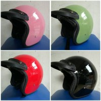 Helm Retro Bogo (PET)