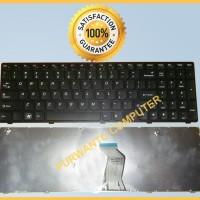 Keyboard Lenovo B570,B575,B580,B585,B590 - Black (ORIGINAL)