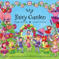 My Fairy Garden - A Magical 3d Carousel Pop-up World
