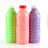 Jual Botol Sehat Aqua PET plastik 330ml Sari kedelai Susu Juice Murah