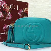 PROMO Gucci Soho Disco Mirror Quality Tas Selempang Kecil / Sling Bag