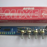 Kit Audio Mixer SP-019