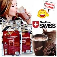 Jual Ovaltine Swiss Coklat Susu Bubuk Impor 1 Kg (Hahaha e-Store) Murah