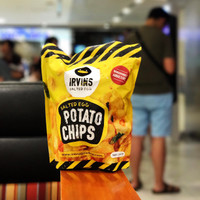 Jual Irvins Salted Egg Potato Chips (READY) Murah