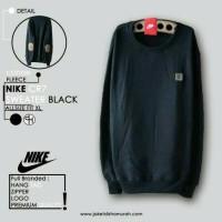 Nike CR7 Sweater Black / Jaket Murah / Grosir Jaket