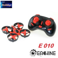 Eachine E010 Mini RC Quadcopter RTF Drone ( identik JJRC H36)