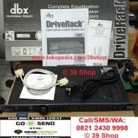 DBX Driverack 260 Speaker Management System Grade A