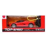Top Speed RC Mobil LaFerrari Skala 1/24 Mainan Edukasi Anak Mobil Remo
