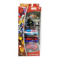 Tata Toys Set Mainan Mobil-Mobilan Superhero JM5188-5