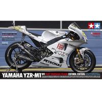 Tamiya - Motorbike Model kits - Yamaha Yzr-M1 '09 FIAT Yamaha Team (Es