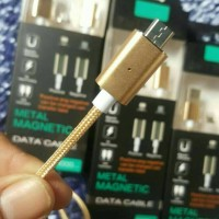 Jual Charger Magnetic 2 in 1 For Android&Iphone Murah
