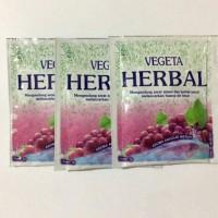 Vegeta Herbal (Melancarkan BAB) - 1 Sachet