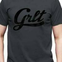 T-shirt Kaos Pria BIG SIZE XXXL GREENLIGHT ABU