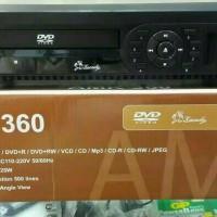 Dvd Karaoke Avante AMK-360 Berisi 15Rbu Lagu