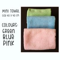 Jual Handuk Microfiber/Mini Towel Murah