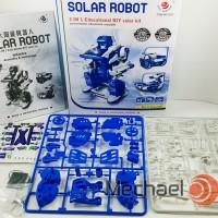 Jual Mainan Edukasi DIY Solar Robot/Solar Kit 3 In 1 Termurah Disini..!!! Murah