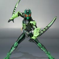 SHF Kamen Rider OOO Gatakiriba Combo Ori