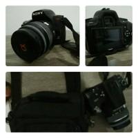 Sony Alpha a390 - Kamera DSLR