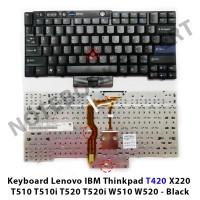 Keyboard Lenovo IBM Thinkpad T420 X220 T510 T510i T520 T520i W510 W52