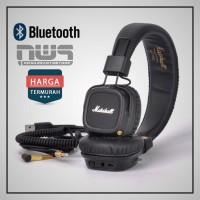 [TERMURAH] Marshall II Major Bluetooth Headphone / Headset Black