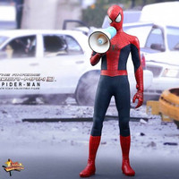 Hot Toys The Amazing Spider-Man 2