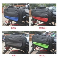 TErmurah !!! Side Bag Oval / Sidebag Motor / Tas Samping Motor