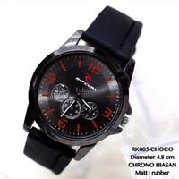 Jam Tangan Pria / Cowok Import Sporty Adidas Swatch Nixon Fossil Ripcu