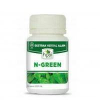 N-GREEN KLOROFIL(Herbal yg Kaya manfaat utk menyembuhkan penyakit)