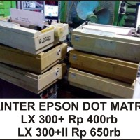Printer Epson LX300+II second Normal