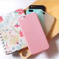 Macaroon Case / Casing Oppo F1s, Samsung GrandPrime, Xiaomi Note 3 Pro