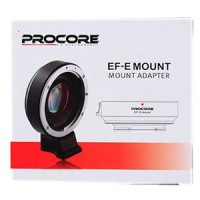 Procore Mount Adapter Canon EF To Sony E-Mount SPEED BOOSTER