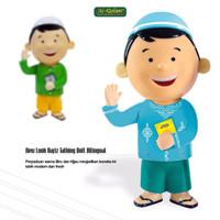 Jual Boneka Ngaji Hafiz Mengaji Talking Doll Hafidz Bilingual New Version Murah