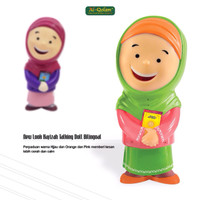 Jual Talking Doll Hafizah Bilingual Boneka Ngaji Hafizah Dua Bahasa Murah