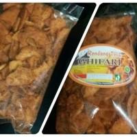 Jual Rendang Telur/Keripik/Makanan Kering isi 200 gr Ghifari Murah