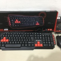 Cyborg CGK-066 Multimedia Keyboard + Mouse CMG-066