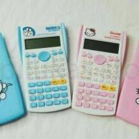 Jual Kalkulator Scientific Karakter Doraemon Dan Hello Kitty Murah &Keren Murah