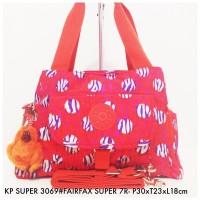 Tas Import KIpling Fairfax Handbag Selempang 3069 - 4