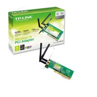 TP-LINK TL-WN851ND : 300Mbps Wireless N PCI Adapter / PCI CARD