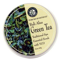 Jual Promo  Bali Alus Green Tea Lulur Body Scrub Murah