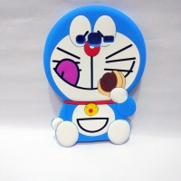 Samsung J2 Prime Softcase Silikon 3D Kartun Doraemon #3 Casing Hp Lucu