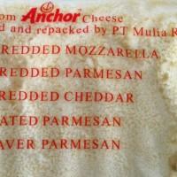 harga Anchor Grated Parmesan / Parmesan Bubuk Repack 250 Gr Tokopedia.com