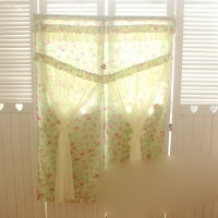 gorden gordyn gordin curtain bunga flower princess floral