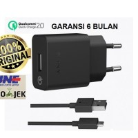 harga Charger    Sony Quick Charger Uch10 Original Tokopedia.com
