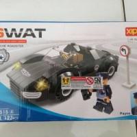 Lego SWAT Car Xipoo