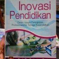 Buku Inovasi Pendidikan Karya Sudarwan Danim