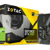 VGA Card ZOTAC GeForce GTX 1060 3GB DDR5 192bit Single Fan