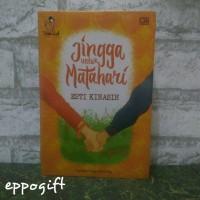 Novel Teenlit Gramedia Jingga Untuk Matahari Esti Kinasih Original